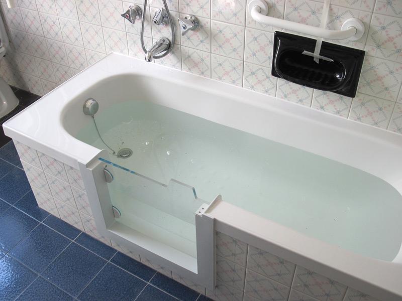 Vasche con Sportello :: Alex Giurato ® :: Sovrapposizione, Rismaltatura, Sostituzione ...